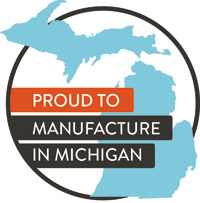 Proud to Manufacture in Michigan (PTMIM) logo